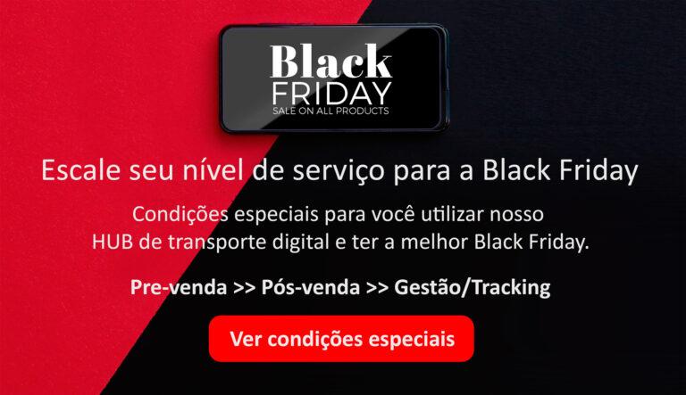 diferencial competitivo com nivel de serviço logístico para a black friday
