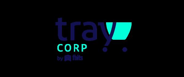 A Tray Corp é integrante corporativa da Tray e parte do Grupo Locaweb. É uma plataforma de e-commerce que utiliza a tecnologia FBITS. Está integrada ao hub de transporte digital da Frete Rápido, para que os sellers parceiros tenham sua logística automatizada desde o cálculo de frete até a contratação, gestão e rastreio automático, com tecnologias como a Consolidação de volumes e o Dropshipping.