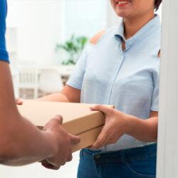Greve dos Correios alternativas de entrega para o e-commerce