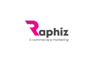 logo raphiz consultoria de e-commerce parceiro frete rápido